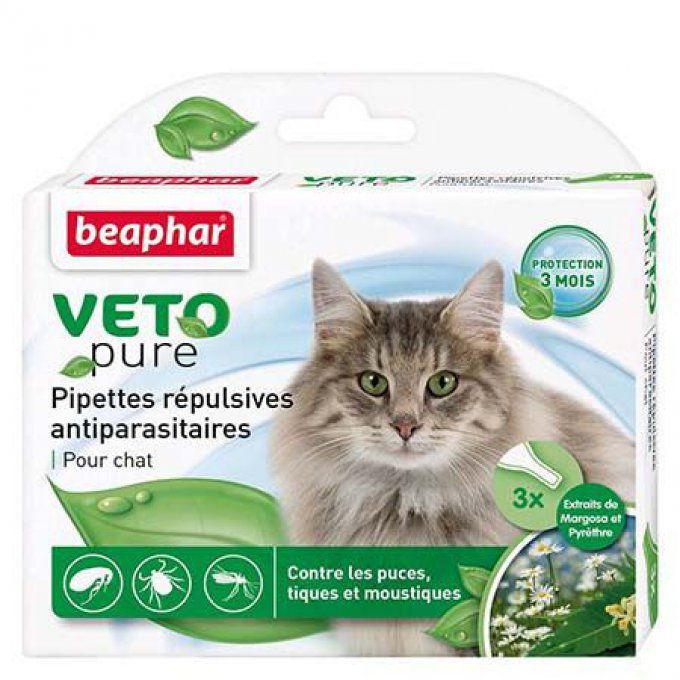 pipette-antiparasitaire-chat-naturel-beaphar-puce