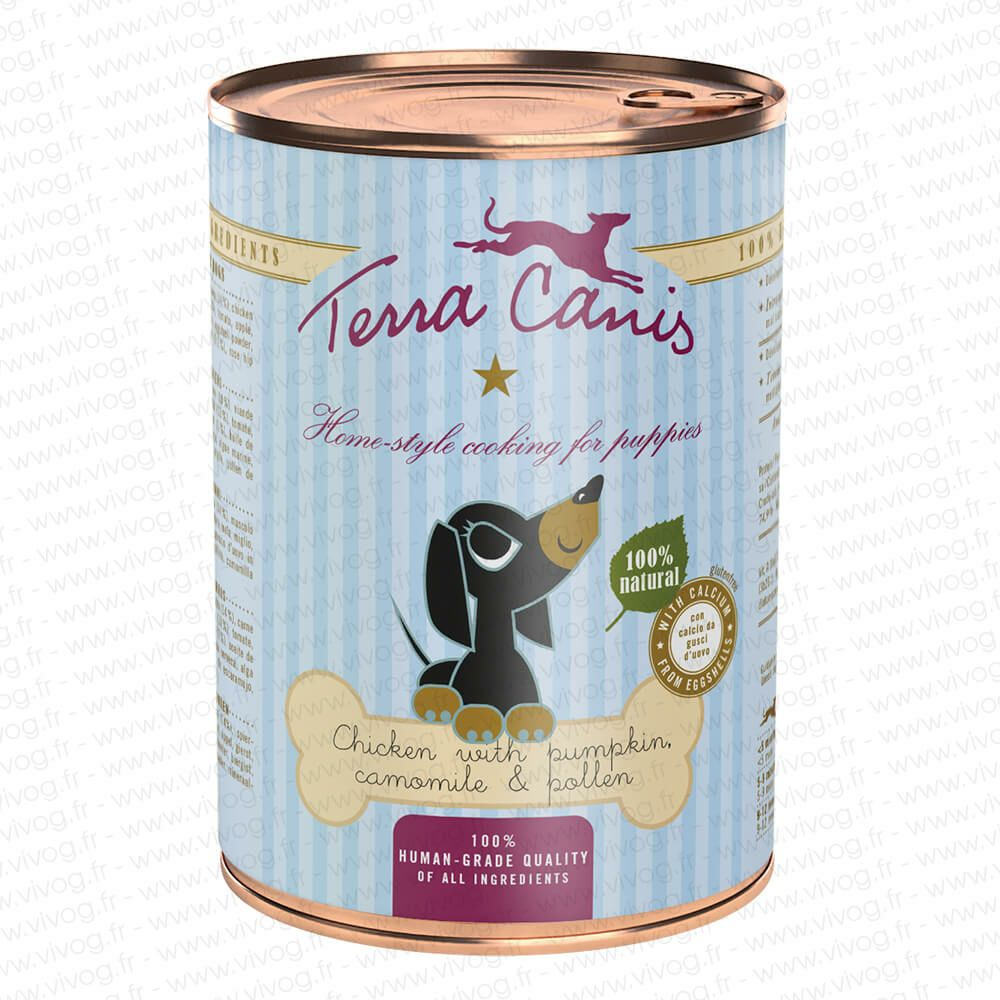 TERRA CANIS PUPPY 400G